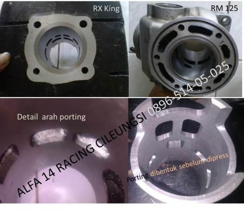 Detail liner Made in ALFA 14 Cileungsi